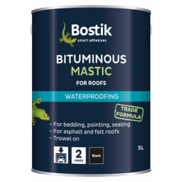 Bostik Waterproofing Paint - 5L