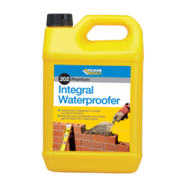Everbuild 202 Integral Waterproofer - 5L