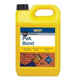 Everbuild 501 PVA Bond - 1L