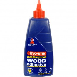 Evo-Stik Weatherproof Wood Adhesive - 125ml