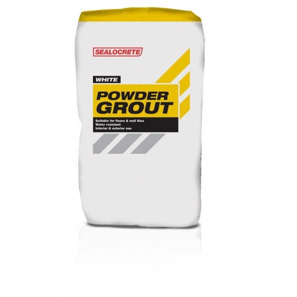 Grout, Fillers & Putty