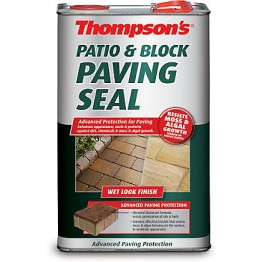 Thompson's Patio & Block Paving Seal - 5L