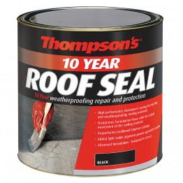 Thompsons Roof Seal Black - 1L