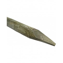 1800mm x 100mm Pointed Halves