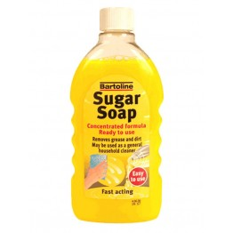 Bartoline Sugar Soap - 500ml