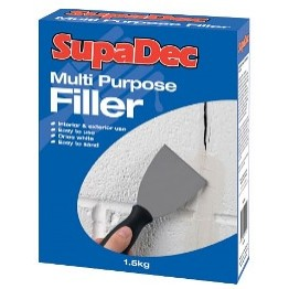 SupaDec Multi-Purpose Filler - 1.5Kg