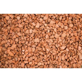 11-16mm Red Chippings - 25Kg