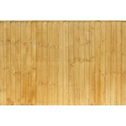 6 39 x 3 39 closeboard panel. Black Bedroom Furniture Sets. Home Design Ideas