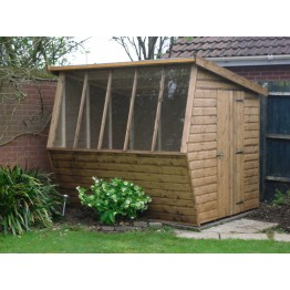 7' x 5' Sunlite Potting Shed