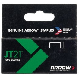 Arrow JT21 8mm Staples
