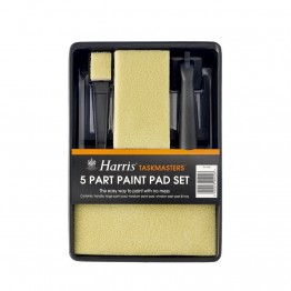 Harris 5 Part Paint Pad Set