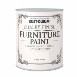 Chalk White Chalky Finish - 125ml