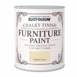 Clotted Cream Chalky Finish - 125ml