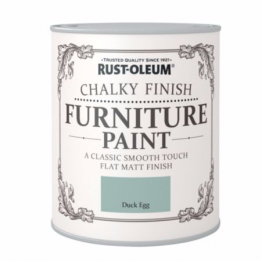 Duck Egg Chalky Finish - 125ml