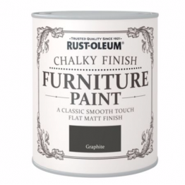 Graphite Chalky Finish - 125ml