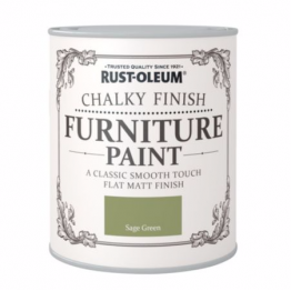 Sage Green Chalky Finish - 125ml