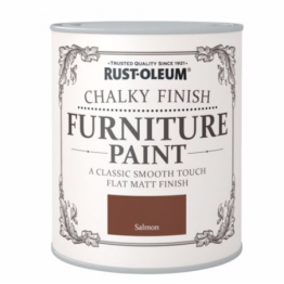 Salmon Chalky Finish - 125ml