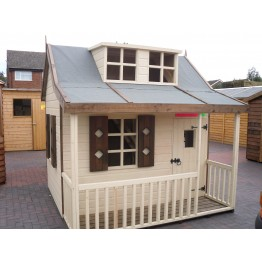 8' x 8' Two Storey Playhouse