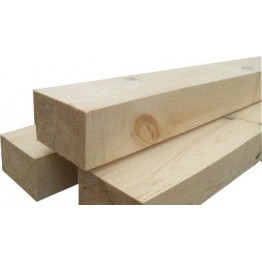 100mm x 25mm Sawn Timber - Price Per 0.3M